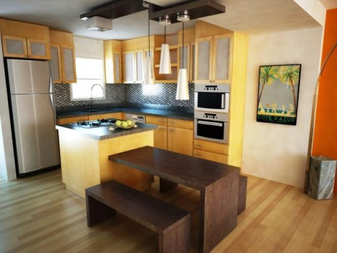 مطابخ لمنازل عصرية 2014 ، اجمل المطابخ المودرن 2014 ، مطابخ رقيقة موردن 1405354632965.jpg