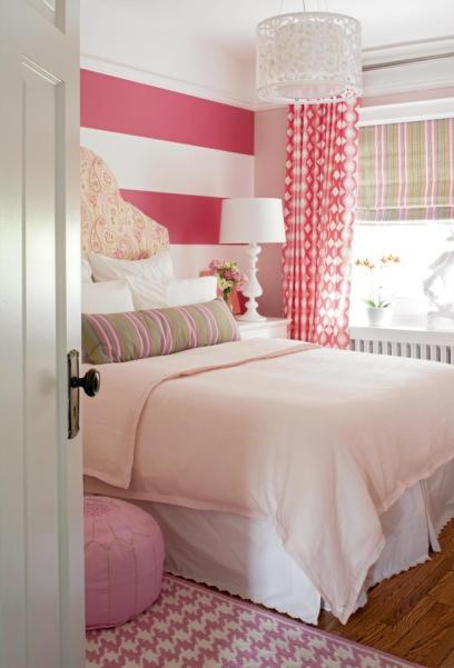 غرف نوم بناتي رقيقة 2014 ، احلي غرف بنات 2014 ، غرف بنات وردية 1405805608573.jpg