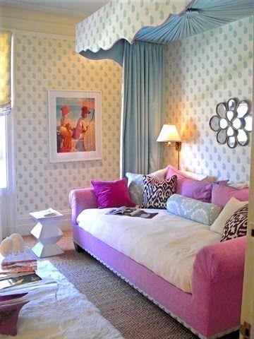 غرف نوم بناتي رقيقة 2014 ، احلي غرف بنات 2014 ، غرف بنات وردية 1405805608584.jpg