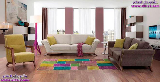 حصري - كنب انتريهات رقيقة مودرن 2016 ، Exclusive - Modern Sofa Antryhat thin 2016 1432139425954.jpg