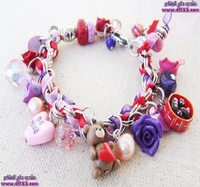 صور اساور يد بالوان بناتي كيوت 2016 ، Photo bracelets colors hands of my daughters Kyot 2016 1480324155256.jpg