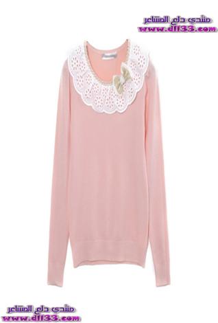اشيك موديلات ازياء بلوزات للبنات 2018 ، Ashik fashion models sweatshirts for girls 2018 1512930784733.jpg