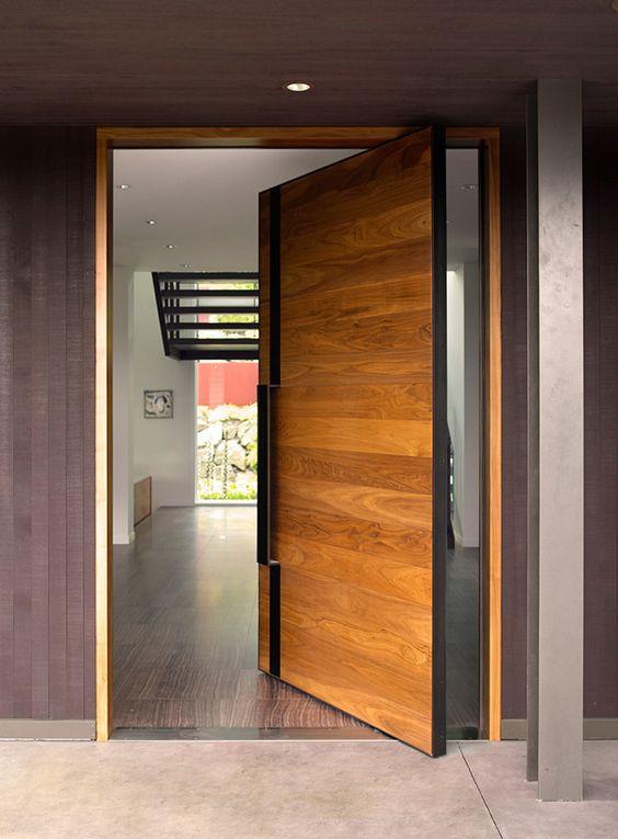 احدث تصاميم ابواب خشب مودرن 2018 1515670334316.jpg