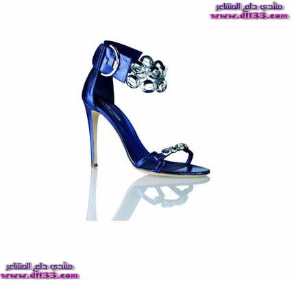 اشيك موديلات صنادل نسائية زرقاء 2018 ، Ashik models women 's blue sandals 2018 1516710252634.jpg