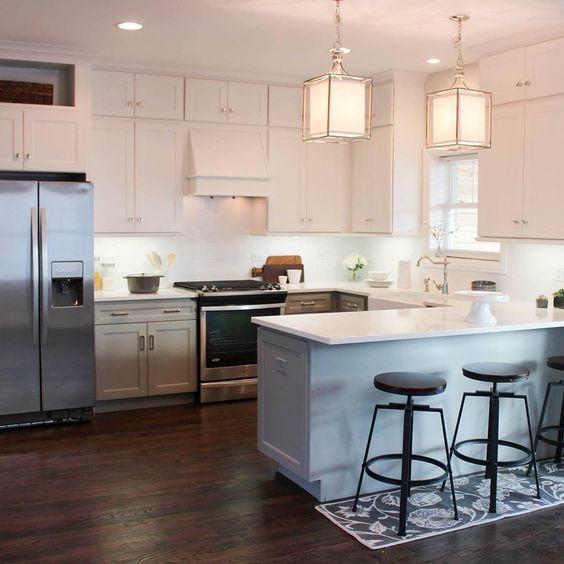 احدث تصاميم مطبخ امريكي لمنزل عصري انيق 2018 1518005204531.jpg