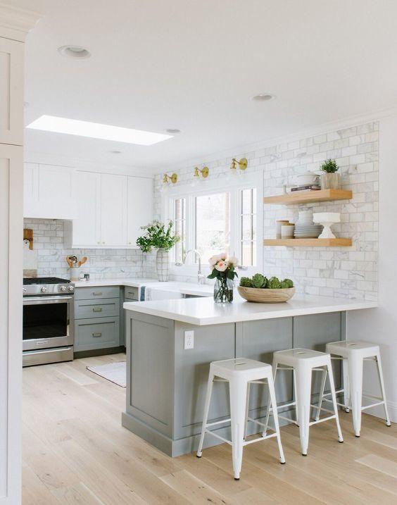 احدث تصاميم مطبخ امريكي لمنزل عصري انيق 2018 1518005204563.jpg