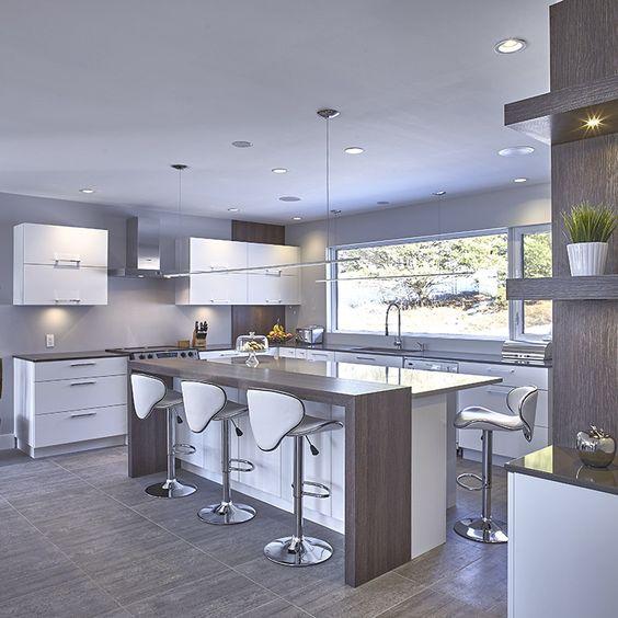 احدث تصاميم مطبخ امريكي لمنزل عصري انيق 2018 1518005204595.jpg