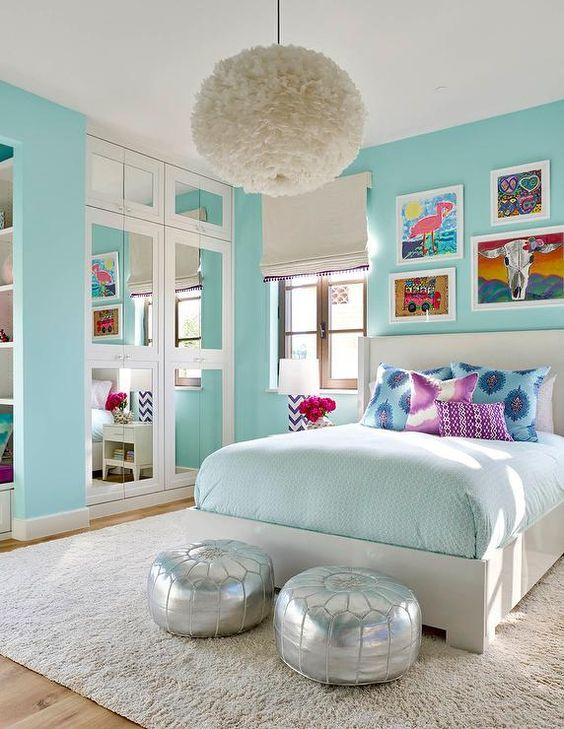 ديكور غرف نوم بنات مراهقات غاية العصرية والاناقة حصري 2018 151809446859.jpg