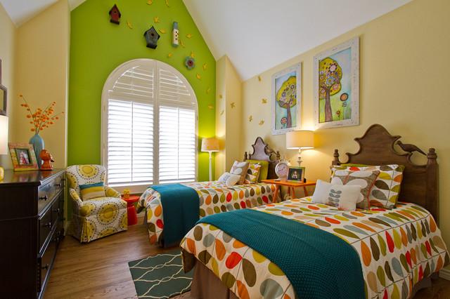بالصور ديكورات غرف نوم اطفال بألوان عصرية مبهجة حصري 2018 1518186435391.jpg