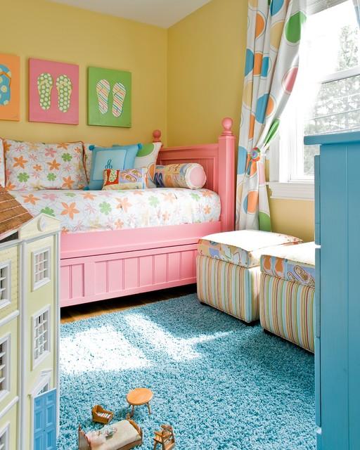 بالصور ديكورات غرف نوم اطفال بألوان عصرية مبهجة حصري 2018 1518186499051.jpg