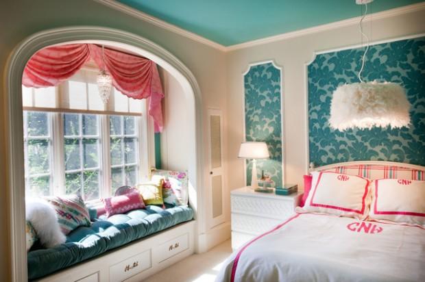 بالصور ديكورات غرف نوم اطفال بألوان عصرية مبهجة حصري 2018 1518186499072.jpg