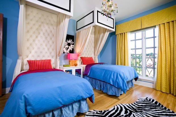 بالصور ديكورات غرف نوم اطفال بألوان عصرية مبهجة حصري 2018 1518186499138.jpg