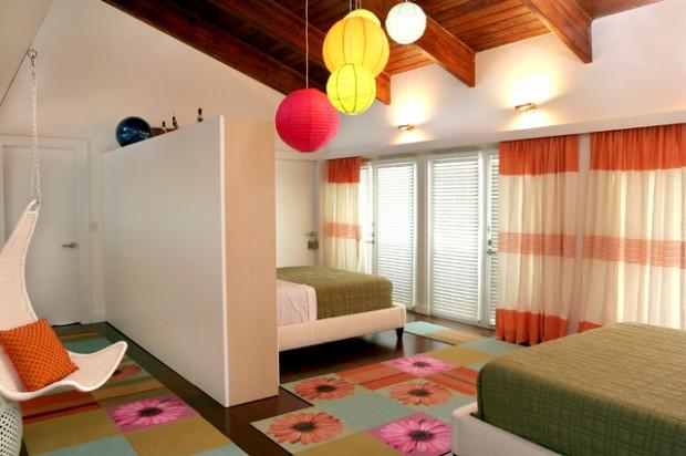 بالصور ديكورات غرف نوم اطفال بألوان عصرية مبهجة حصري 2018 1518186499149.jpg