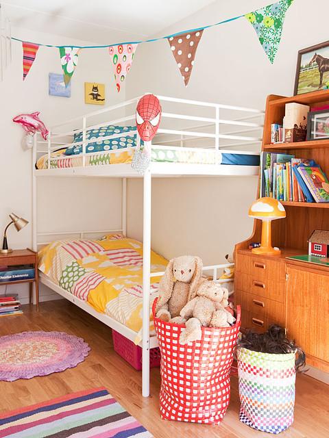 بالصور ديكورات غرف نوم اطفال بألوان عصرية مبهجة حصري 2018 15181864991510.jpg
