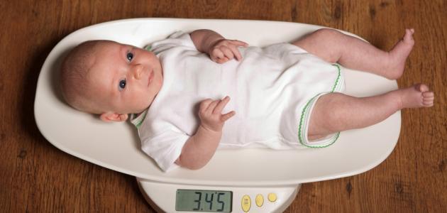 معلومات هامة الوزن المثالي للاطفال