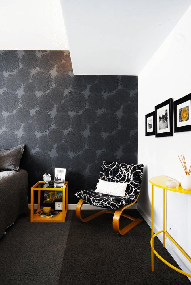 جدران بتصميمات جذابة