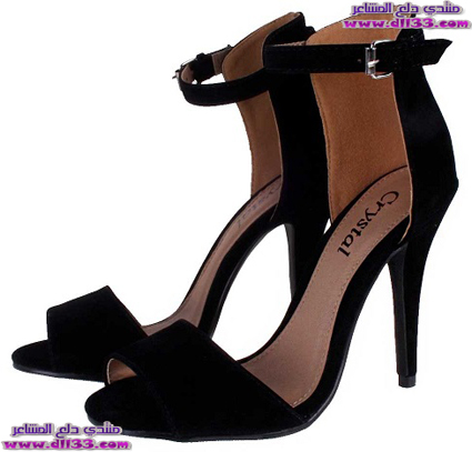 اجمل صور صنادل واحذية كعب عالي 2019 ، The most beautiful pictures of sandals and high heel shoes 1539167208741.jpg