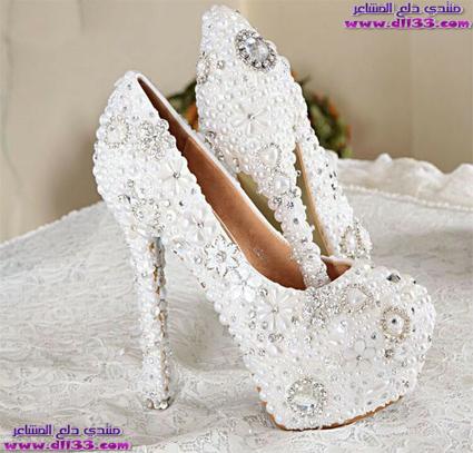 اشيك صور احذية بناتي للزواج 2019 ، Photos of girls shoes for marriage 1539253050841.jpg
