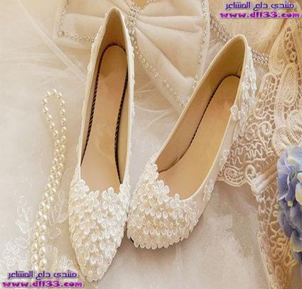 اشيك صور احذية بناتي للزواج 2019 ، Photos of girls shoes for marriage 1539253050863.jpg
