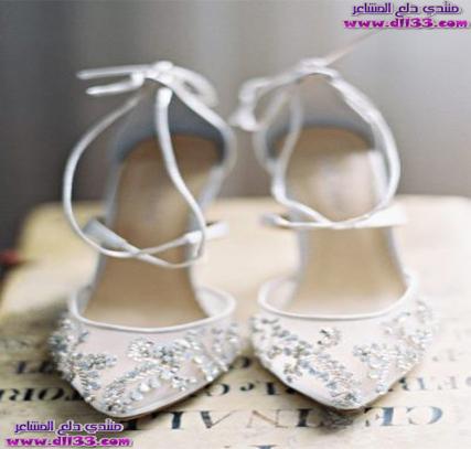 اشيك صور احذية بناتي للزواج 2019 ، Photos of girls shoes for marriage 1539253050875.jpg