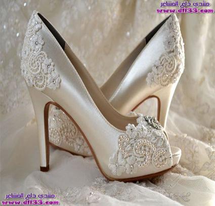 اشيك صور احذية بناتي للزواج 2019 ، Photos of girls shoes for marriage 1539253050886.jpg