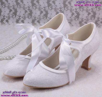 اشيك صور احذية بناتي للزواج 2019 ، Photos of girls shoes for marriage 1539253050897.jpg