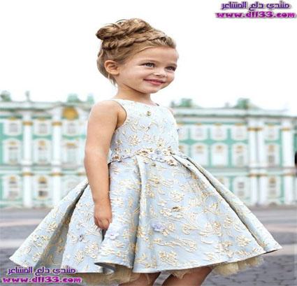 اجدد صور فساتين روعة للبنات 2019 ، Photo renew splendor dresses for girls 2019 1539263318813.jpg