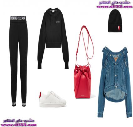 اشيك موديلات ملابس متنوعة للصبايا 2019 ، Fashion clothes for girls 2019 1539596918783.jpg