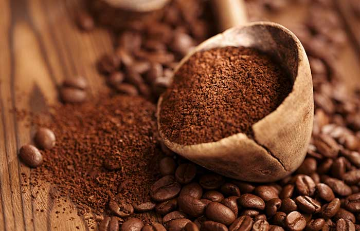 Image result for ماسك القهوة