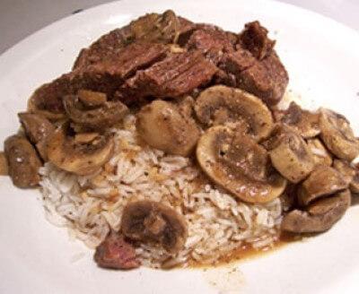 أرز باللحم والمشروم 1550152701191.jpg