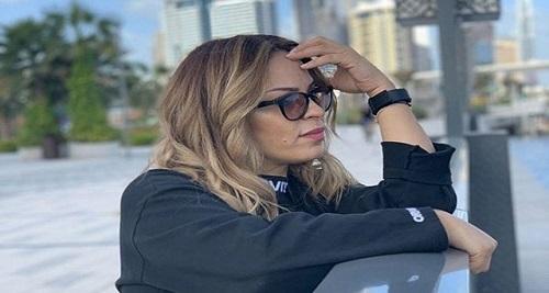 والدة الفنانة البحرينية حلا الترك تثير حيرة الجمهور حول حضانة أولادها 1567531088571.jpg
