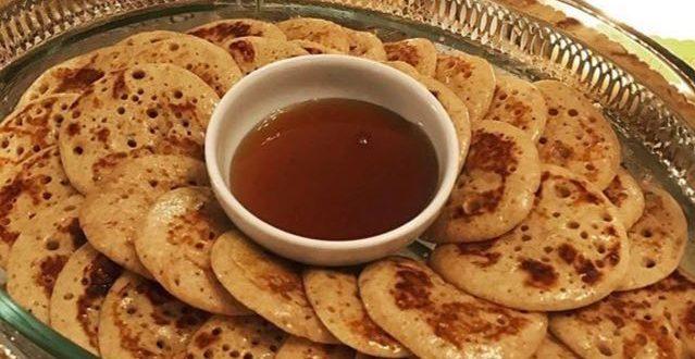 المصابيب بالعسل المطبخ السعودي