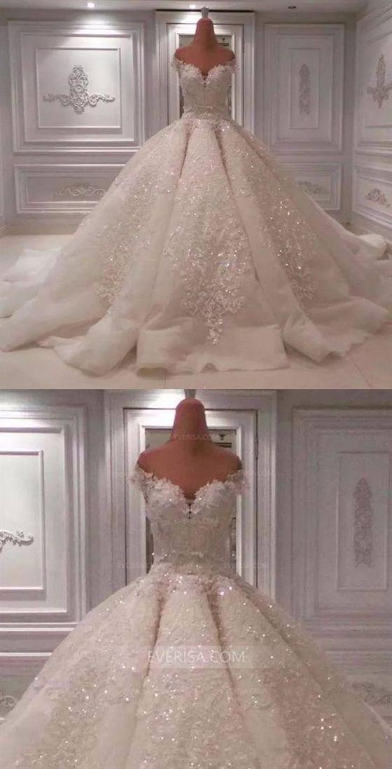 فساتين زفاف منفوشة فخمة وانيقة 1578927909642.jpg