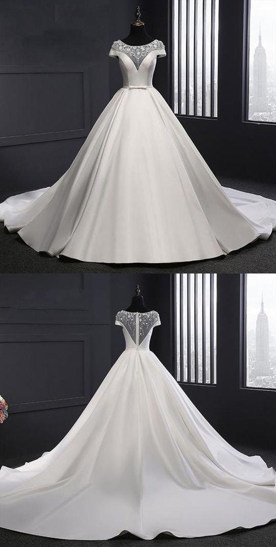 فساتين زفاف منفوشة فخمة وانيقة 1578927909695.jpg